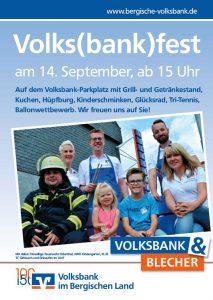 Bergisches Volksbankfest