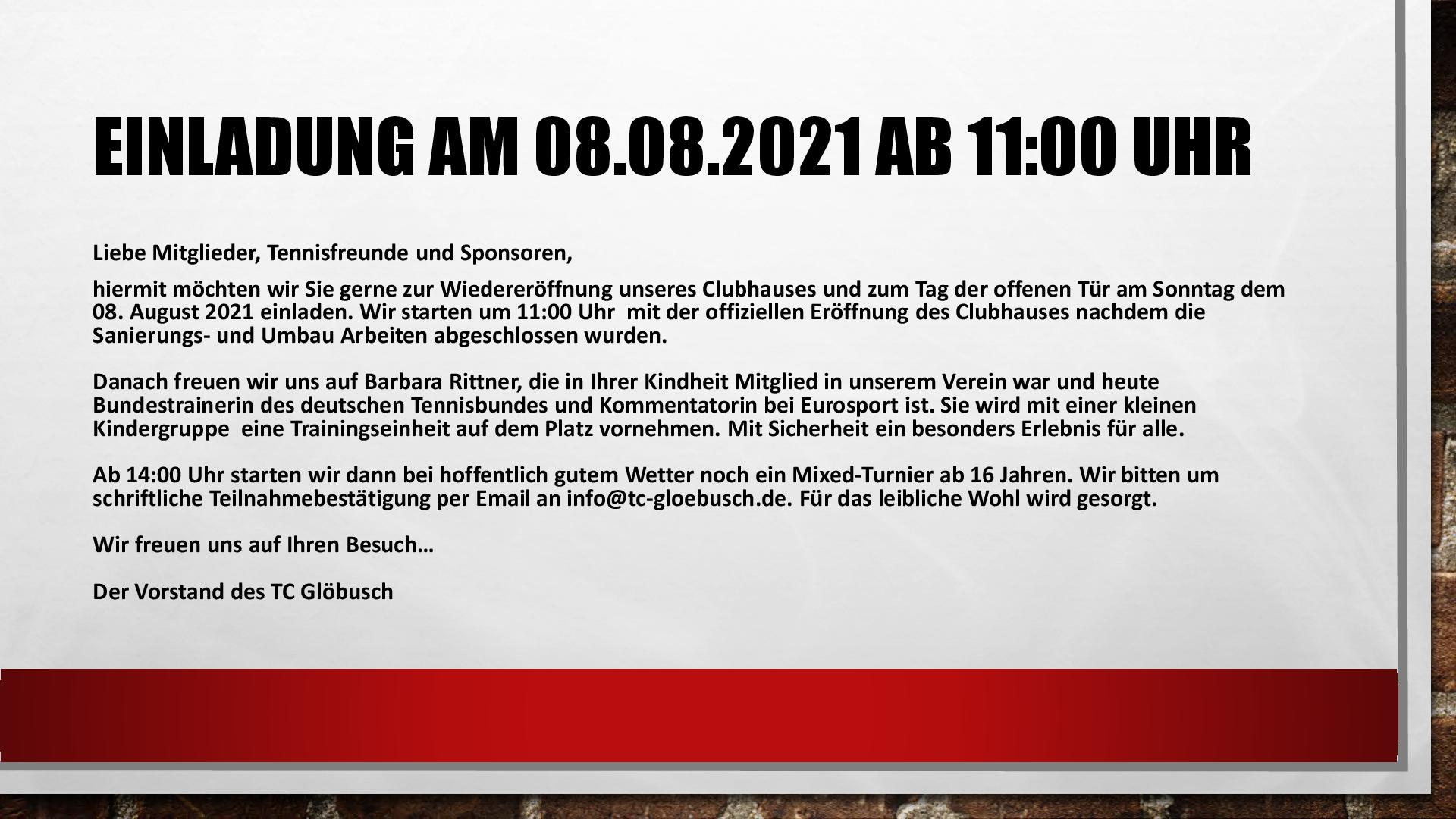 Einladung Clubhauseröffnung 08.08.2021-002